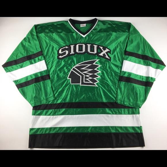 38ae8ebf688 K1 Sportswear Shirts | University Of North Dakota Fighting Sioux ...